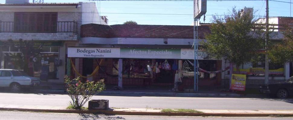Venta de Fondo de Comercio Centro de Valle Hermoso
