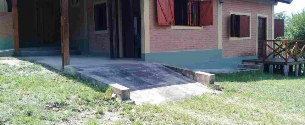 Casa p/7 Personas Alquiler Temporario Villa Parque El Peñón Oeste-Casa Grande
