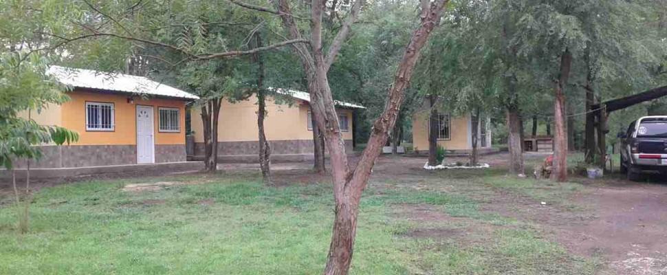Complejo de Casas en Villa Parque El Peñón Este en Casa Grande