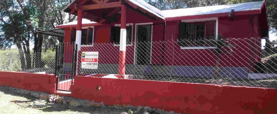 Casa 2 dormitorios en Alquiler Permanente en Valle Hermoso
